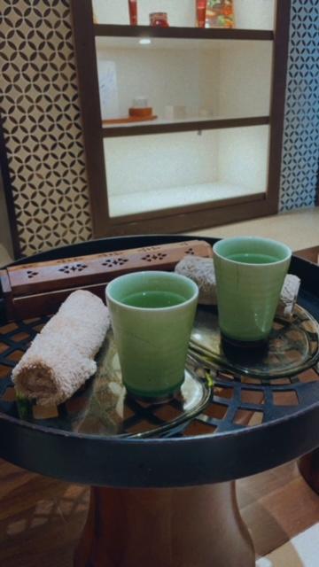 Treatment at Azia Resort & Spa
