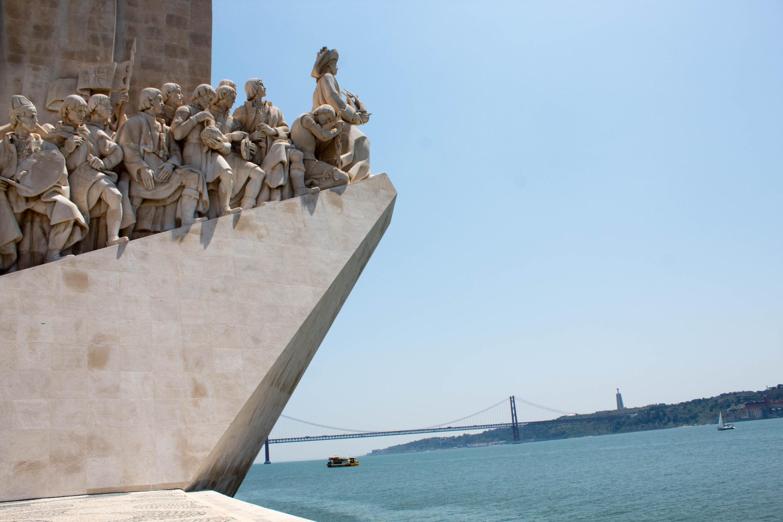 Padrão dos Descobrimentos - Monument of the Discoveries