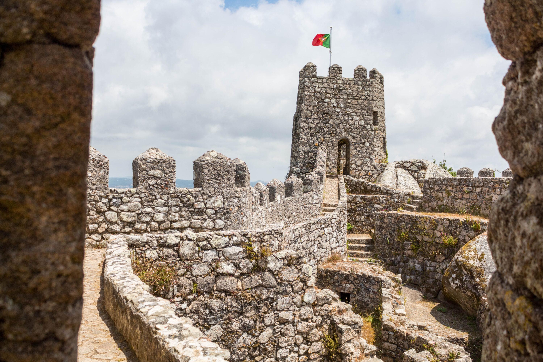 The Moorish Castle or Castelo dos Mouros