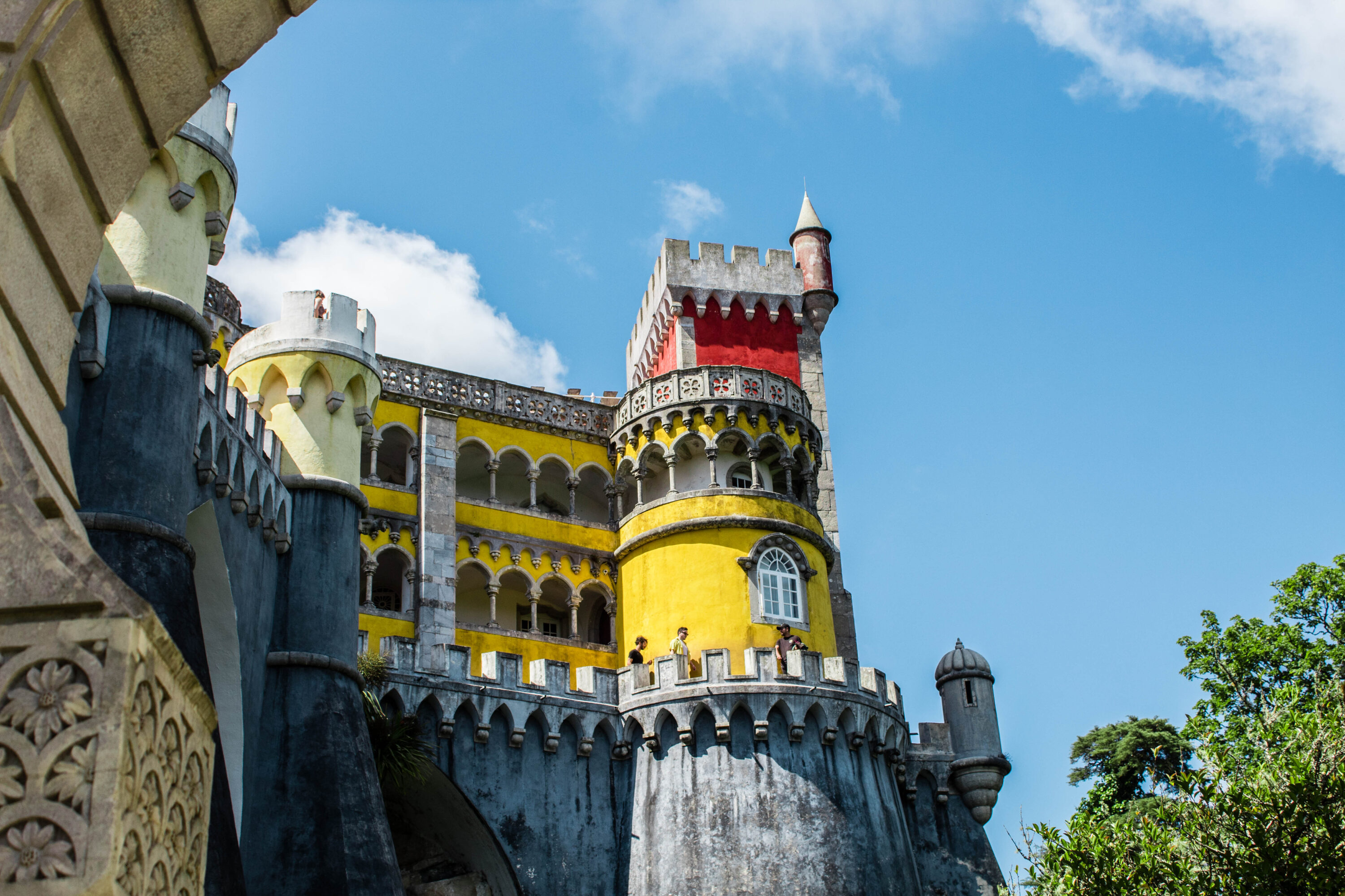 Tour to Sintra, Portugal