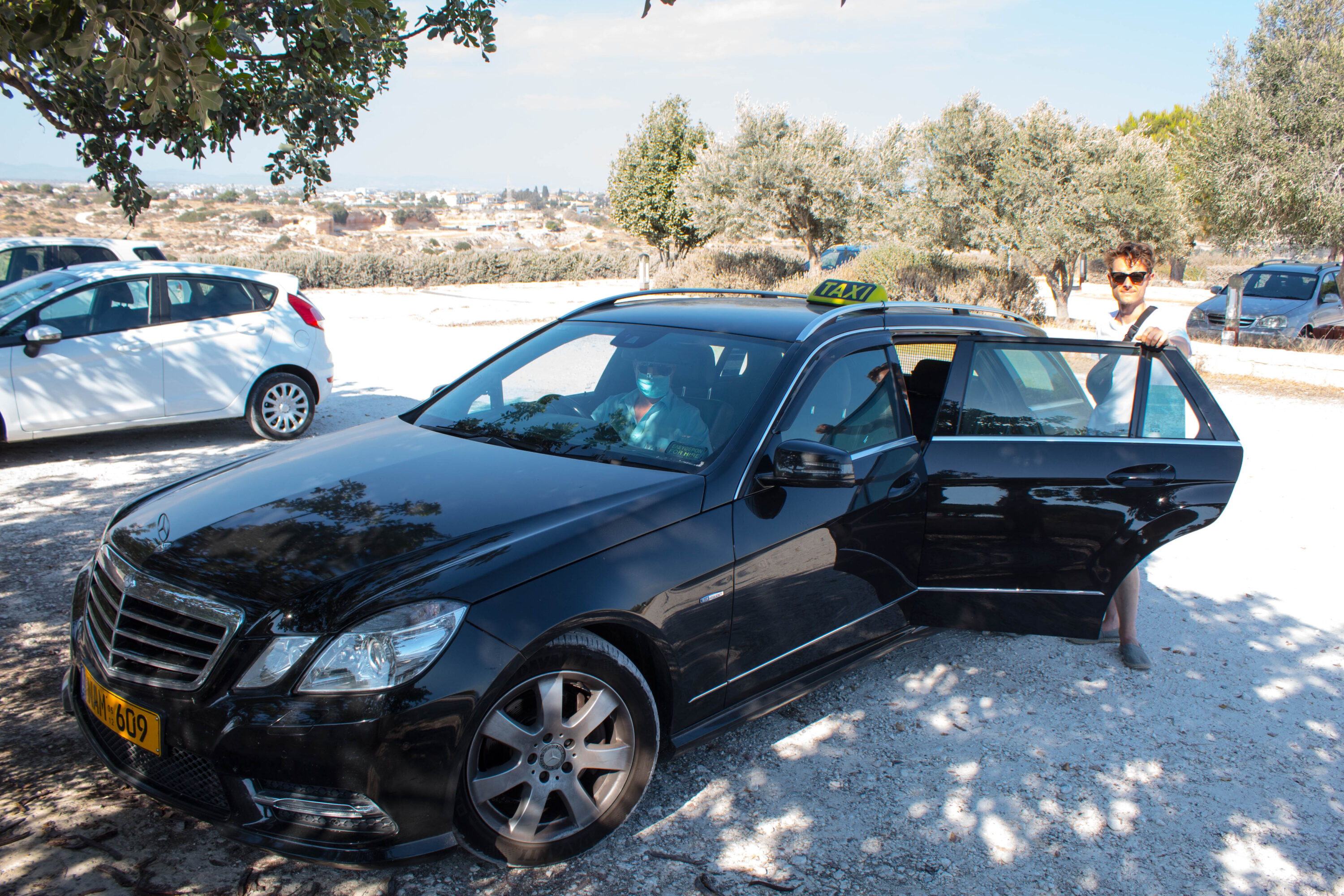 iTaxi, Airport transport in Cyprus